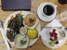 Café N on Blagardsgade 17 in Norrebro.