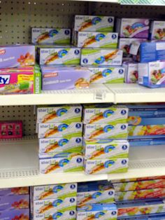 what to buy and what NOT to buy at the dollar store. GREAT BLOG.