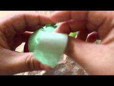 Colour Blocking Easter Eggs ♡ {Easter Egg Decor} ♡ Jessica Joaquin - YouTube