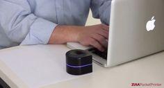 Zuta Pocket Printer: Diesen Mini-Drucker muss man in Aktion gesehen haben
