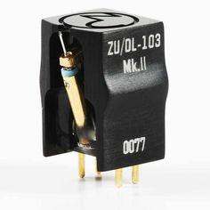 Zu Denon DL-103R MkII Grade-2 Prime moving coil cartridge