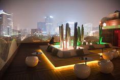 Migas Restaurant & Bar, with cool rooftop bar Nali Patio 6th Floor No. 81 Sanlitun. 三里屯北街81号那里花园6层