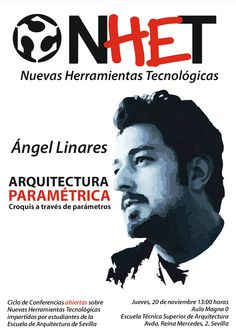 Primera Conferencia NHET con Ángel Linares.