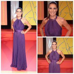 Vertize Gala  #moda #noche #morado #mesientoguapa