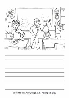 Help tidy up story paper English Worksheets For Kids, English Lessons For Kids, Kids English, English Activities, Writing Activities, Library Activities, Creative Writing Worksheets, English Creative Writing, Writing Prompts For Kids