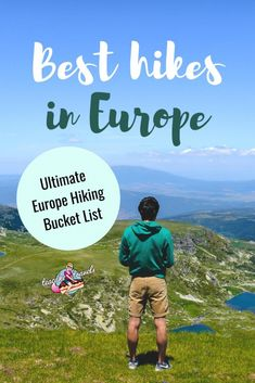 Get your Europe trip right by putting these 15 best hikes in Europe on your bucket list! From 1 day to 2 weeks, there's a hike right here for you. Hiking Europe, Europe Travel Guide, Travel Guides, Travel Destinations, Hiking Tips, Backpacking Tips, Camping Hacks, European Destination, European Travel