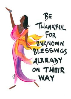 Be Thankful ~ Cidne Wallace Magnet (I buy a Cidne Wallace magnet every Christmas)