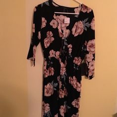 Floral Jumpsuit Floral Jumpsuit, brand new with tags! Forever 21 Pants Jumpsuits & Rompers