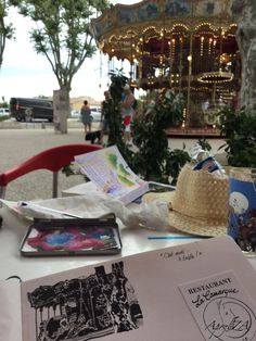Painting in Provence day 9: Aigues-Mortes - Life to the Fullest Extent
