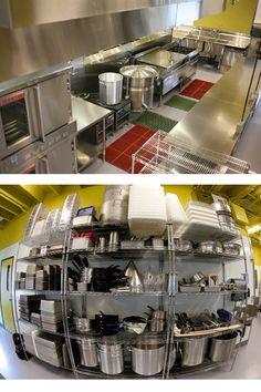 Kitchen Cru: shared kitchen and culinary incubator