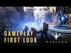 Paragon Gameplay Trailers Released During PS Experience 2015 - MMORPG.com News