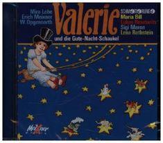 Hörbuch: Valerie Und Die Gute-Nacht-Schaukel, Audio-Cd  Von Mira Lobe,erich Meixner,winfried Opgenoorth, Audiobooki w języku niemieckim