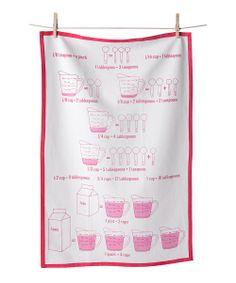 Conversions Flour-Sack Towel.