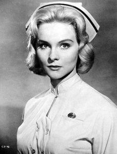 1940s nurse hair - Google Search
