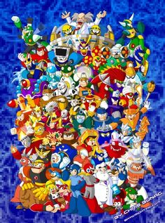 If only Capcom was not treating their own mascot like crud, then we would have gotten another Mega Man game.  I liked playing Mega Man 2 when our NES was functional, and I am glad he is in Super Smash Bros. for WiiU/3DS.