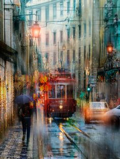 Lisbon Portugal Rain Drops.... by Ed Gordeev on 500px                                                                                                                                                     More