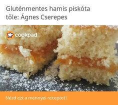 Gluténmentes hamis piskóta Cornbread, Ethnic Recipes, Food, Millet Bread, Essen, Meals, Yemek, Corn Bread, Eten
