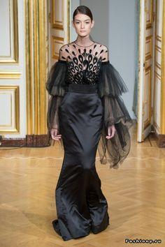 Yanina Haute Couture Осень-Зима 2016-2017