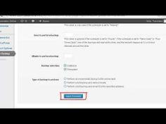 http://www.tutorialesonline.info/como-instalar-el-plugin-online-backup-en-wordpress/ Como vimos en el artículo anterior titulado como sacar un respaldo de nuestro sitio web en WordPress es importante tener una copia de nuestr...