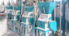 maize mill machinery  for Africa market