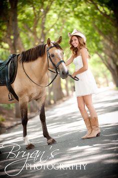 Bryan's Photography - Ablbuquerque, New Mexico    #classof2012 #senior #abq #horse