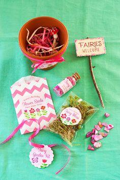Fairy Garden Kit Favors   Evermine Blog
