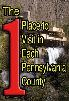 If you only have time to visit one location in each Pennsylvania county, where should you go? I've answered that question for you: http://uncoveringpa.com/place-to-visit-in-each-pennsylvania-county