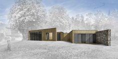 House Bystrc | Brno | CZE Studios, Houses, Outdoor, Homes, Outdoors, Outdoor Games, Home, House, At Home