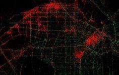 Inginerilor de la MapBox le-a venit, însă, ideea de a folosi fluxuri de metadate,în mod grafic, generând hărţi grafice pe baza metadatelor furnizate de Twitter, suprapuse peste hărţile marilor oraşe. Imaginile obtinute arată, de exemplu, numărul de turişti, care folosesc…