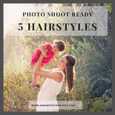 Photo shoot ready hair styles- what to do with your hair when it's time to take pictures! Get inspiration for family photo shoot hair Side Pony, Texturizing Spray, Set Up An Appointment, Shag Hairstyles, Long Wavy Hair, Going Natural, Curly Girl, Pink Hair, Hair Trends