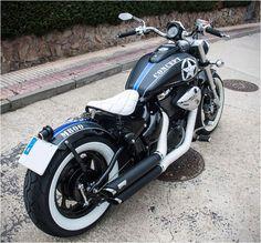 New bobber motorcycle suzuki motors ideas Honda Shadow Bobber, Honda Bobber, Motos Honda, Bobber Bikes, Bobber Motorcycle, Bobber Chopper, Cool Motorcycles, Harley Davidson Motorcycles, Bobbers