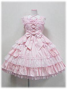 Angelic Pretty  Secret Princess Jsk in pink