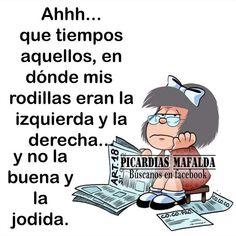 Mafalda humor y memes Spanish Jokes, Funny Spanish Memes, Funny Picture Jokes, Funny Pictures, Funny Pics, Mafalda Quotes, Enjoy Quotes, Funny Quotes, Life Quotes