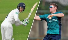 Keaton Jennings and Liam Dawson replace injured Haseeb Hameed and Zafar Ansari in India