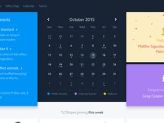Home is Stripe's internal employee resources portal. It provides directories for employees and teams, as well as company-wide resources like calendars, events and announcements. This is the brand n...