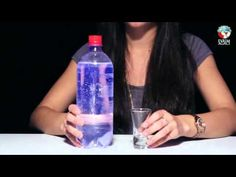 8 cool science tricks with water - YouTube