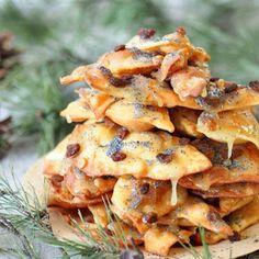 Strucla makowa - wersja dla leniwych albo zapracowanych | Smaczna Pyza Cauliflower, Stuffed Mushrooms, Cooking Recipes, Sweets, Cookies, Vegetables, Cake, Food, Crack Crackers