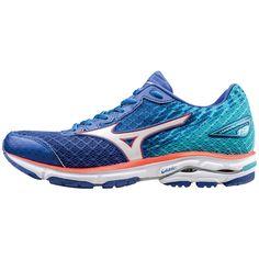 Wiggle   Mizuno Women's Wave Rider 19 Shoes (AW16)   Cushion Running Shoes