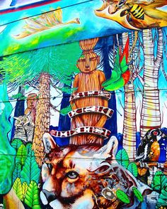 Latinoamérica.... follow us @arty.city #streetstyle #streetart #arteurbano #arte #barrioyungay
