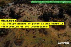 URGENTE: Buscamos que prime el interés público y el derecho de las comunidades a gozar de un ambiente sano, por sobre los intereses económicos de unos pocos.  La Agencia Nacional Minera subestima el derecho al acceso al agua de las poblaciones