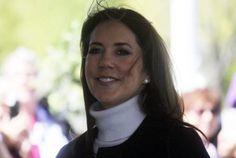 En dedikeret kronprinsesse Mary satte gang i kampen for kvinders sundhed med en…
