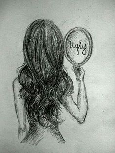 That's what you think but you are Beautiful Cute and Special.........