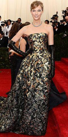 Karlie Kloss - Met Gala 2014 : People.com