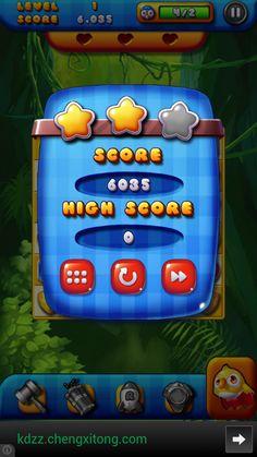 @Tony Gebely Gebely Gebely Gebely Gebely Cohen采集到game UI(984图)_花瓣UI 设计