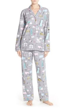 b883287124 PJ Salvage Coffee Time Flannel Pajama Set for Haley...she loves her ...