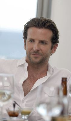 Bradley Cooper Birth Name: Bradley Charles Cooper. Eye color: Grey/green Hair color: Dark brown (brunet) Ethnicity: *Irish (father)*Italian (mother)