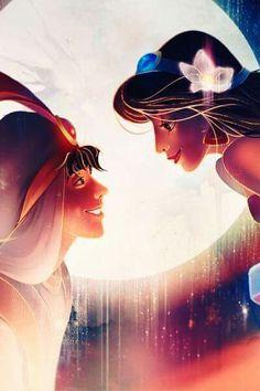 *ALADDIN & JASMINE ~ Aladdin,