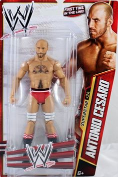 ANTONIO CESARO – WWE SERIES 27 MATTEL TOY WRESTLING « Game Searches Antonio Cesaro, Wrestling Games, Wwe Game, Wwe Toys, Wwe Action Figures, Wwe Superstars, Baseball Cards, My Love, Sports