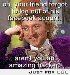 hackers…