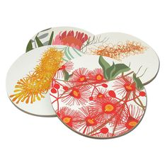 Bloom coasters (set of 4)